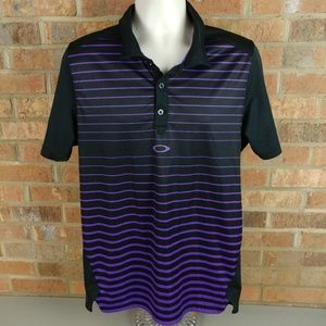 Oakley Hydrolix Polo Golf Shirt